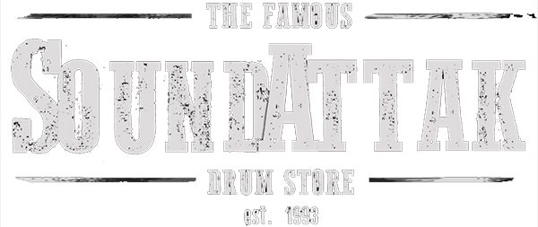 Welcome to Sound Attak - The Famous Drum Store