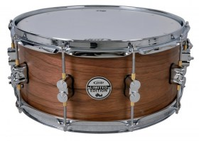 PDP_Walnut_Maple_Snare_Drum